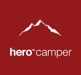 Hero Camper Logo